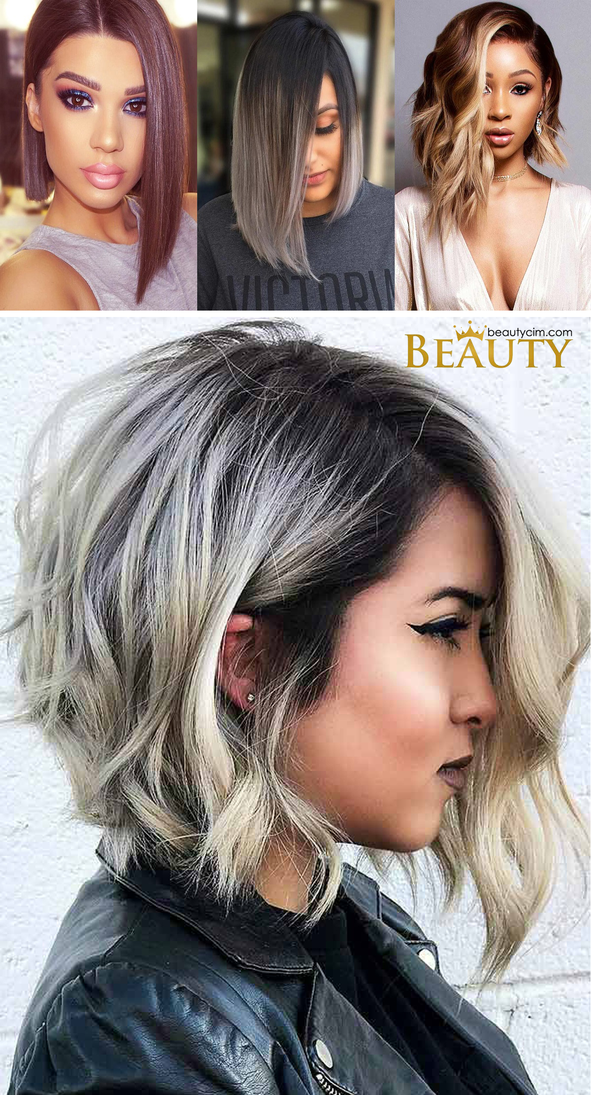 Best Hairstyles for Thin Hair Women Hair Trends 2021 ...