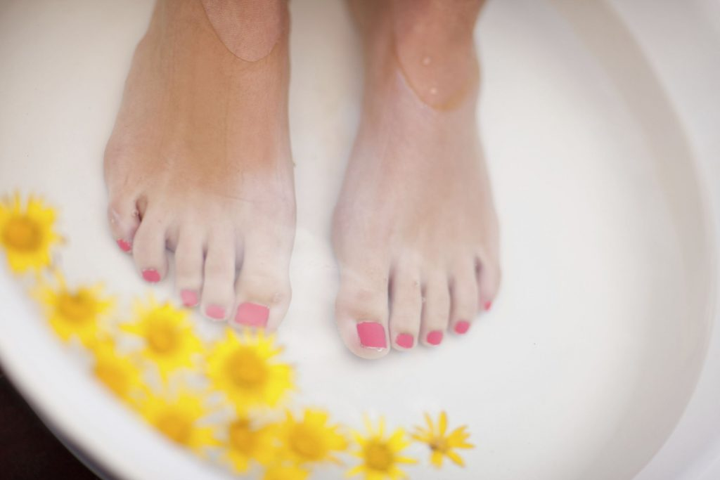 Foot Nail Care